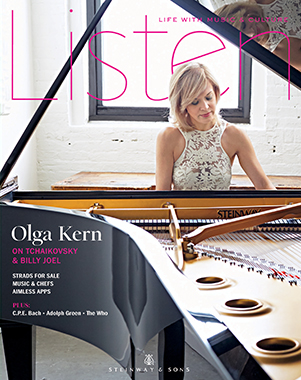 Listen Magazine 2015 - 10 Great Classical Music Moments In America