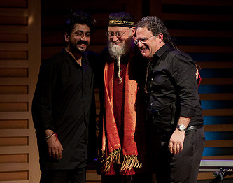 Talvin Singh, Terry Riley, George Brooks